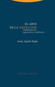 El arte de la mediación: portada