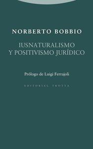 Iusnaturalismo y positivismo jurídico: portada