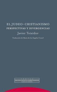 El judeo-cristianismo: portada