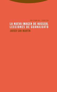 La nueva imagen de Husserl: portada