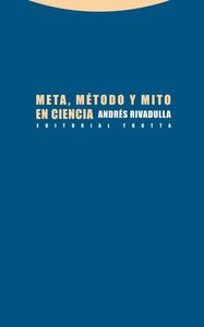 Meta, método y mito en ciencia: portada