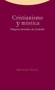Cristianismo y mística: portada