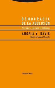 Democracia de la abolici�n: portada