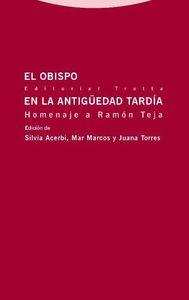 El obispo en la Antigüedad Tardía: portada