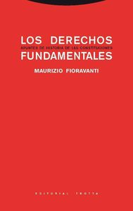 Los derechos fundamentales: portada