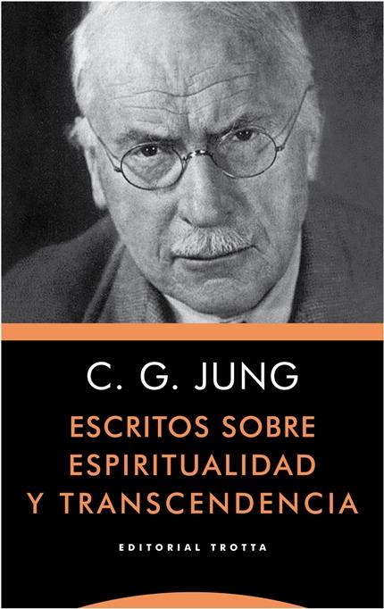Escritos sobre espiritualidad y transcendencia: portada
