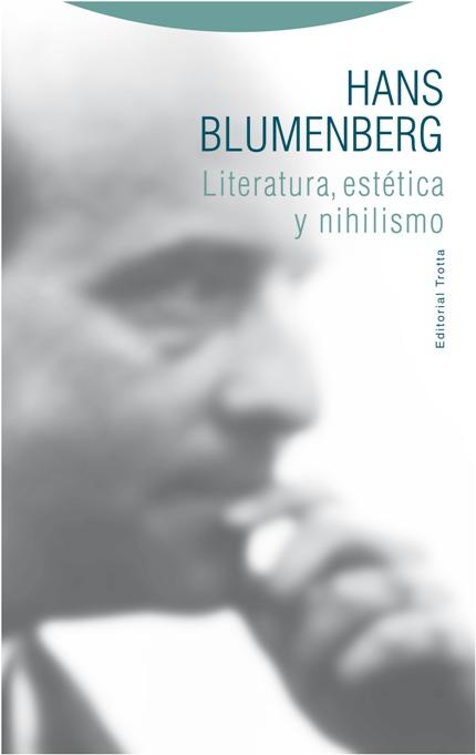 Literatura, est�tica y nihilismo: portada