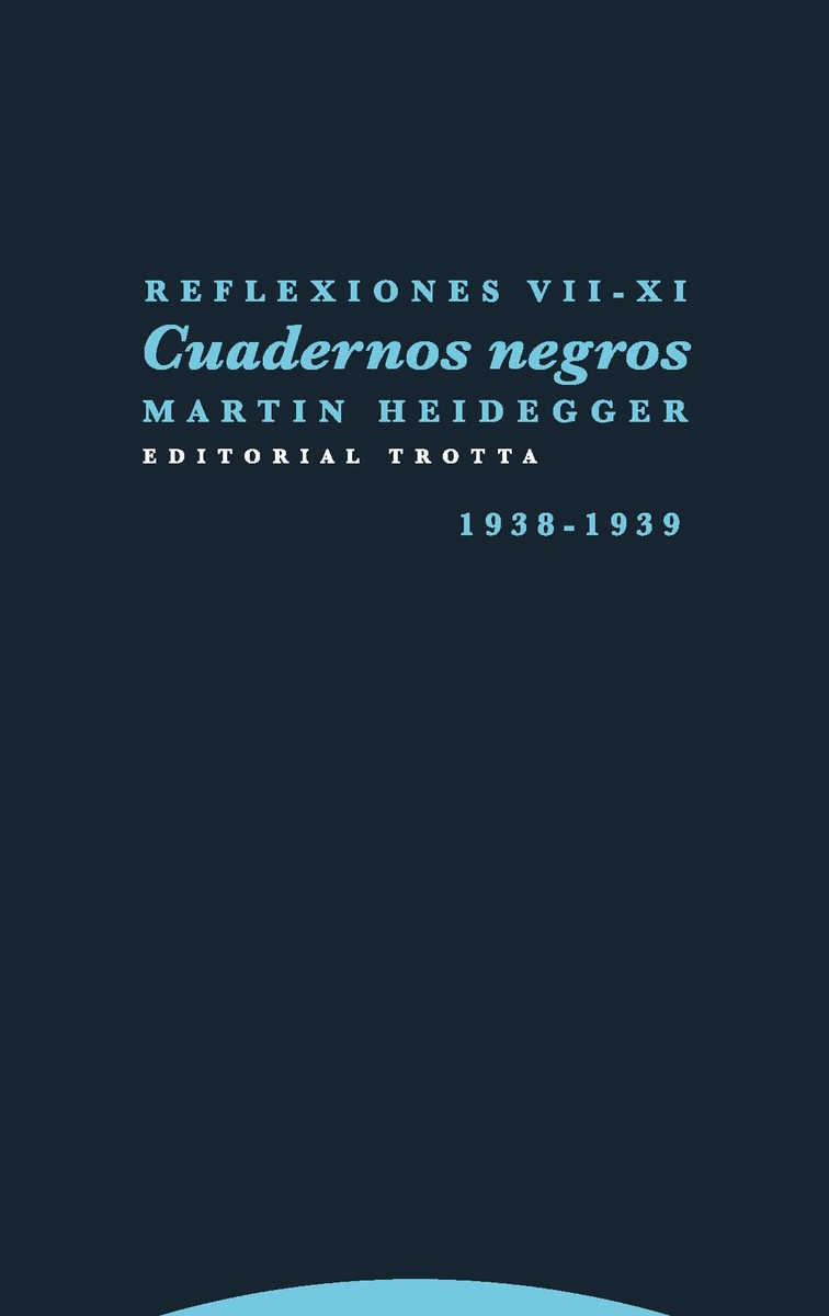 Reflexiones VII-XI: portada