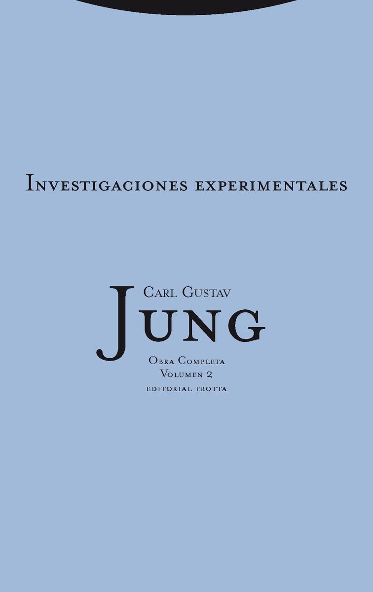 Investigaciones experimentales (Cartoné): portada