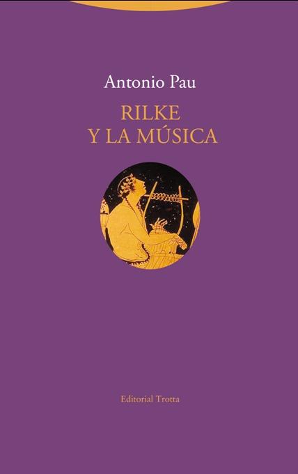 Rilke y la música: portada