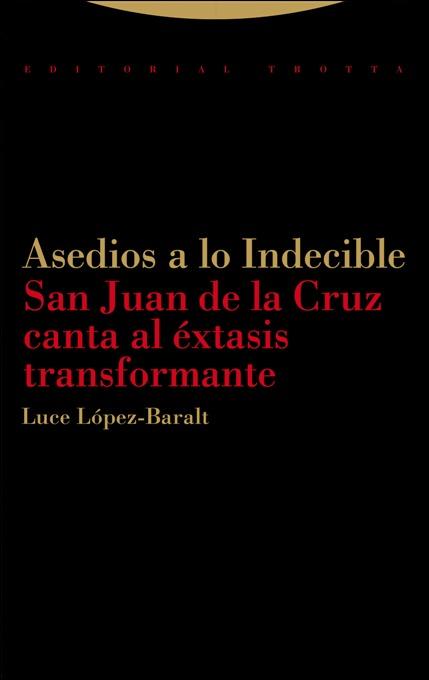 Asedios a lo Indecible 3ª ed.: portada