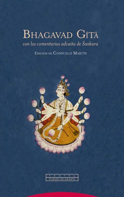 Bhagavad Gita: portada