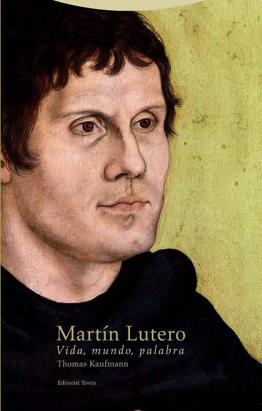 Martín Lutero: portada