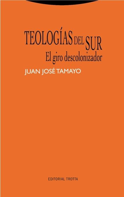 Teologías del Sur: portada