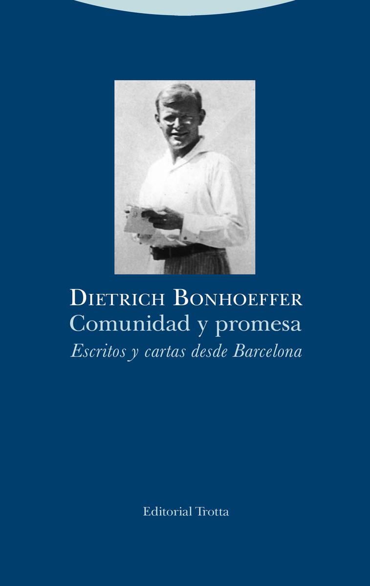 Comunidad y promesa: portada