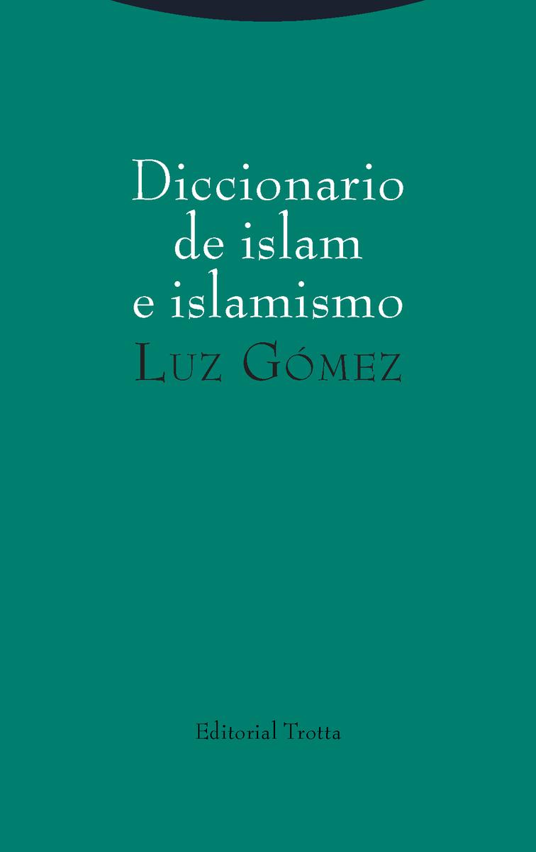 Diccionario de islam e islamismo: portada