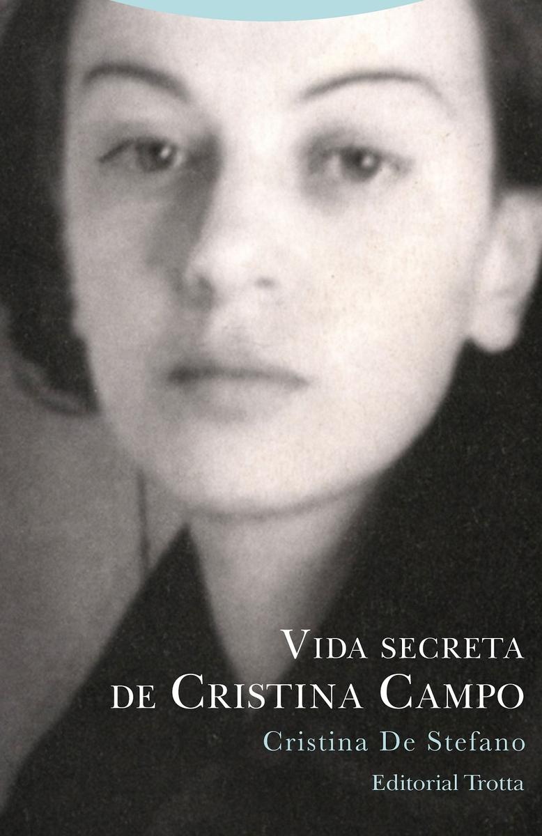 Vida secreta de Cristina Campo: portada