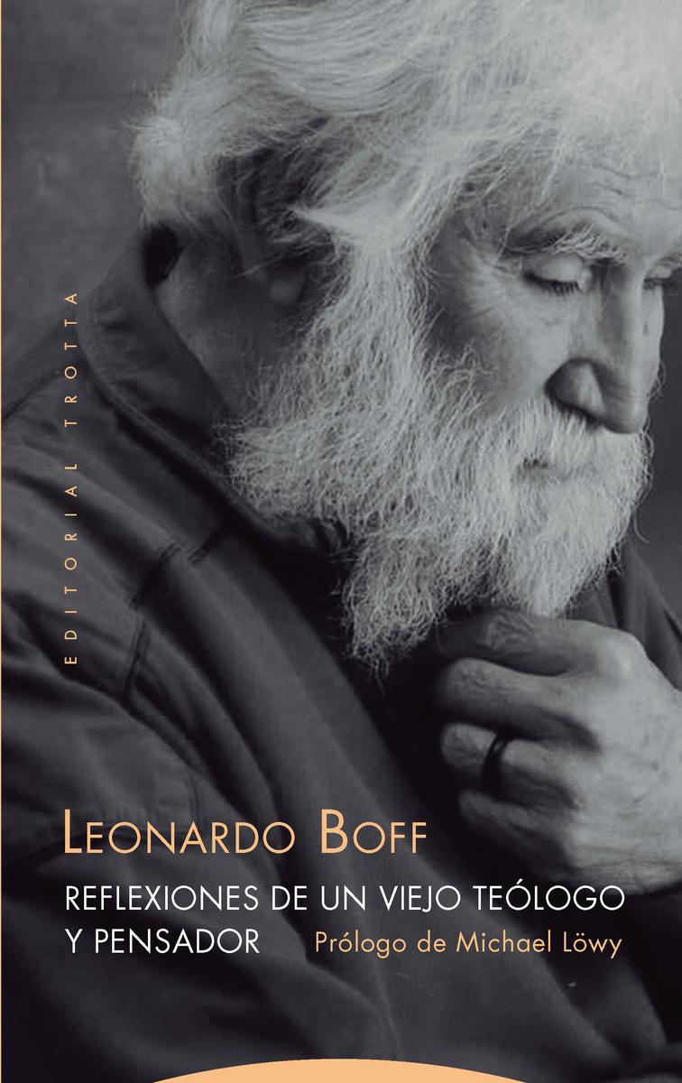 Reflexiones de un viejo teólogo y pensador: portada