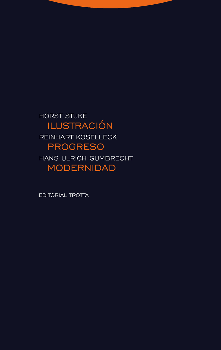 Ilustración, progreso, modernidad: portada