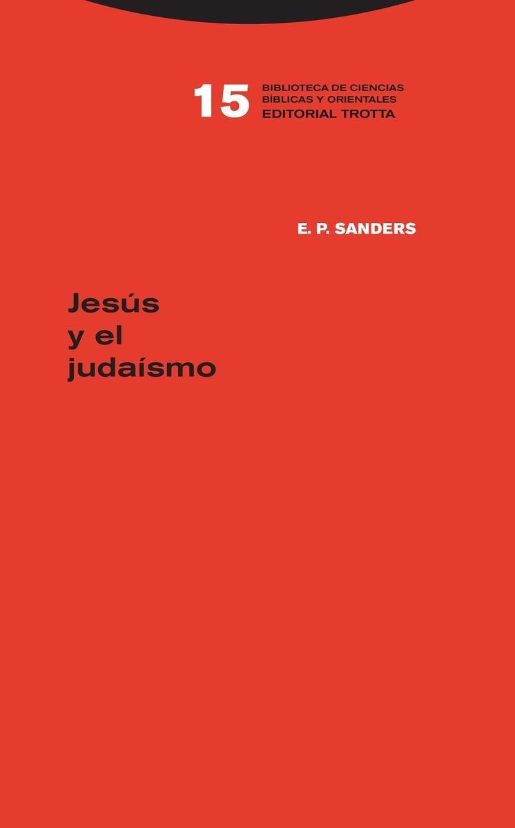 Jesús y el judaísmo (NE): portada