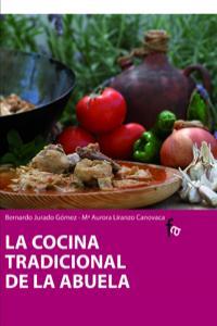 COCINA TRADICIONAL DE LA ABUELA,LA: portada