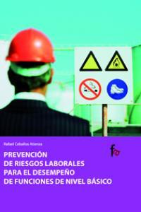 PREV.RIESGOS LABORALES PARA DESEMPEÑO DE F.NIBEL BASICO: portada