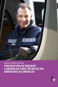PREVENCIÓN DE RIESGOS LABORALES PARA TÉCNICO EN EMERGENCIAS: portada