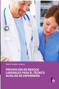PREV.RIESGOS LAB.PARA EL TECNICO AUXILIAR DE ENFERMERIA: portada