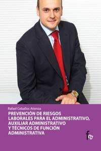 PREV.RIESGOS LABORALES PARA ADMINISTRATIVO Y AUXILIAR: portada