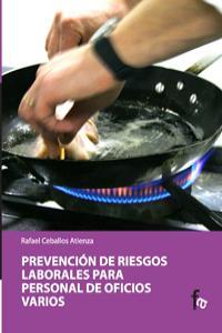 PREV.RIESGOS LABORALES PARA PERSONAL DE OFICIOS VARIOS: portada