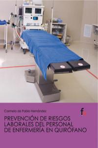 PREVENCION DE RIESGOS LABORALES PERSONAL ENFERMERIA QUIROFAN: portada