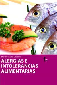 ALERGIAS E INTOLERANCIAS ALIMENTARIAS: portada