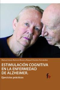 ESTIMULACION COGNITIVA EN LA ENFERMEDAD DE ALZHEIMER: portada
