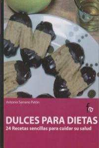 DULCES PARA DIETAS: portada