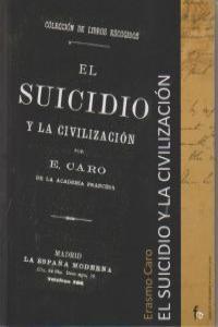 SUICIDIO Y LA CIVILIZACION,EL: portada