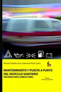 MANT.Y PUESTA A PUNTO DEL VEHICULO SANITARIO 3ªED: portada
