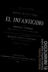 EL INFANTICIDIO.: portada