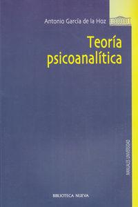 TEORIA PSICOANALITICA 2ªED: portada