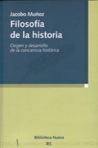 FILOSOFÍA DE LA HISTORIA: portada