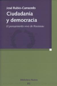 CIUDADANÍA Y DEMOCRACIA: portada