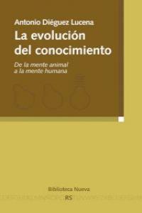 LA EVOLUCIóN DEL CONOCIMIENTO: portada