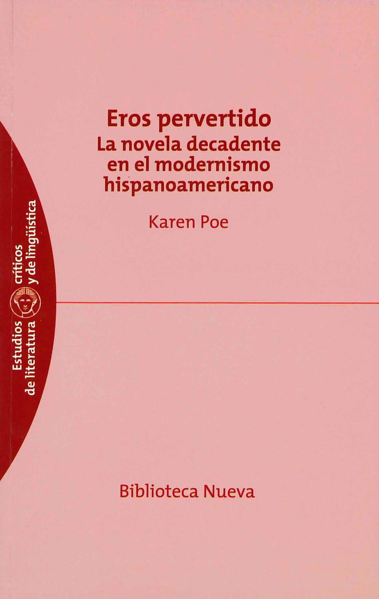 EROS PERVERTIDO: portada