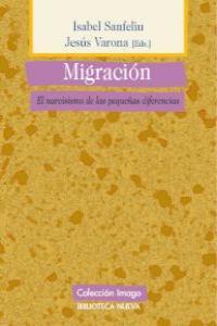 MIGRACIóN, RACISMO Y PODER: portada