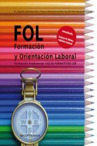 FORMACIóN Y ORIENTACIóN LABORAL: portada