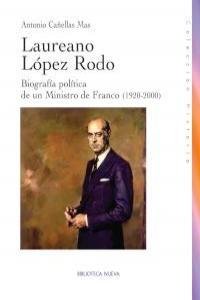 LAUREANO LóPEZ RODO: portada