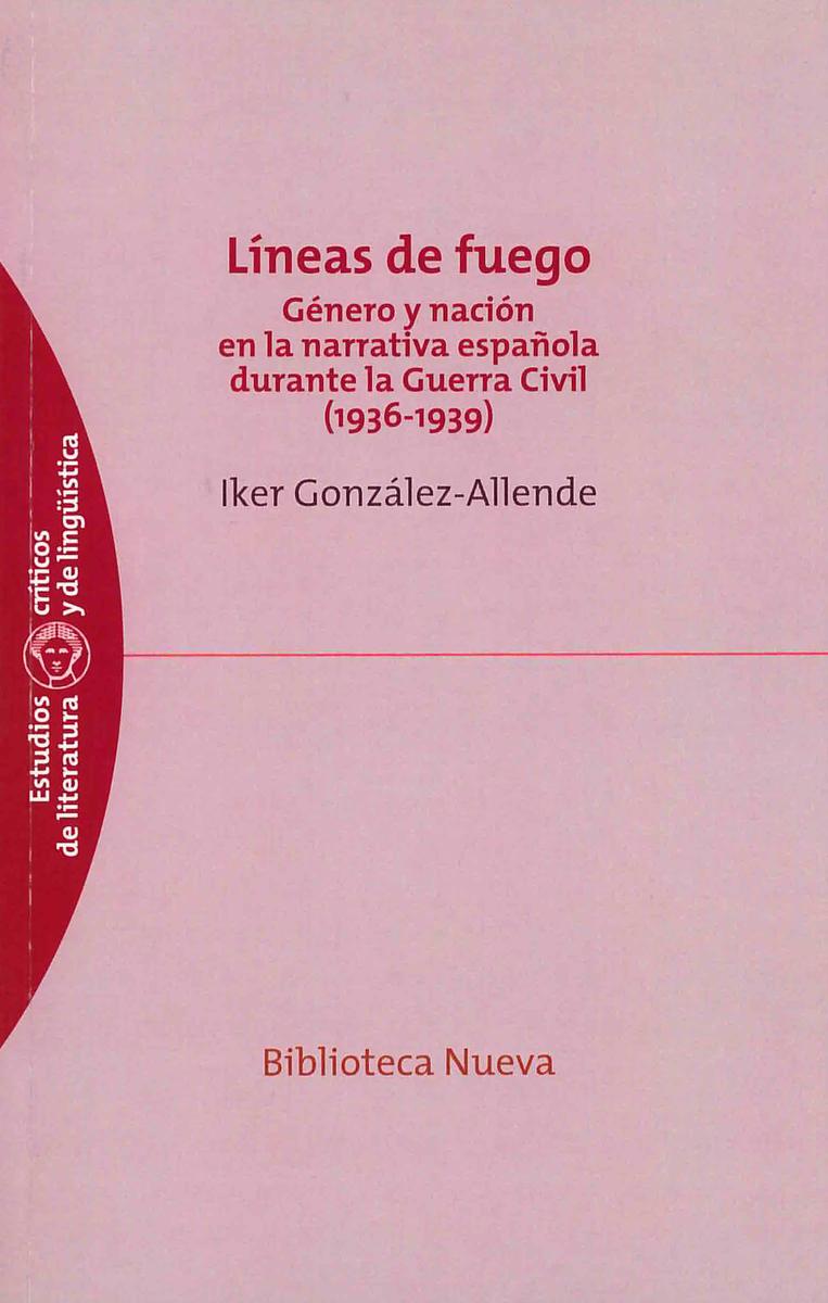 LÍNEAS DE FUEGO: portada