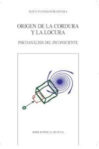 ORIGEN DE LA CORDURA Y LA LOCURA: portada