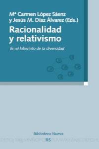 RACIONALIDAD Y RELATIVISMO: portada