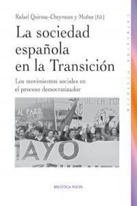 LA SOCIEDAD ESPAñOLA EN LA TRANSICIóN: portada