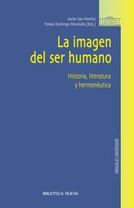 LA IMAGEN DEL SER HUMANO: portada